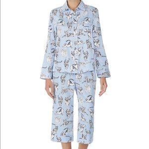 Kitten Cat Pajamas Set